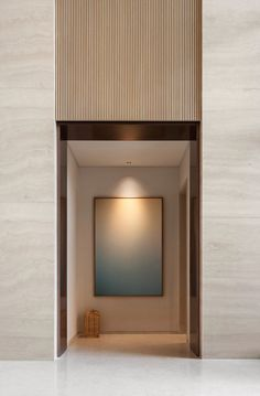 安想设计:2000㎡海滨别墅,拥抱整片沙滩阳光和海岸!-建e室内设计网-设计案例 Condo Design, Lounge Design, Wall Design, Hotel Foyer, Hotel Corridor, Architecture Details, Interior Architecture, Interior Design, Artwork Lighting