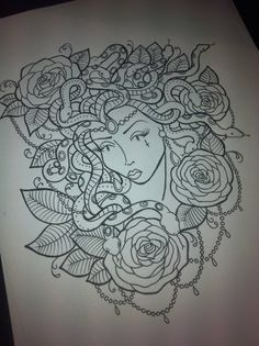 @ Laura Lewis Remind you of anything? tattoo sketch