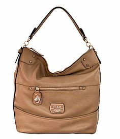 Guess Hazelton Hobo Bag #Dillards