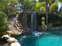 Celebrity Pools | Swimming Pool Designs and Water Feature Ideas | HGTV