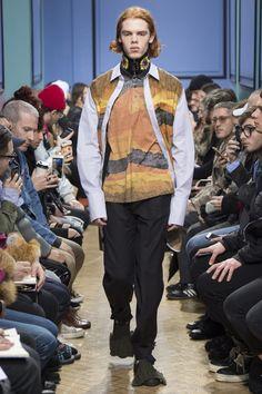 JW Anderson Fall 2017 Menswear Fashion Show Catwalk Collection, Fashion Show Collection, London Fashion Week Mens, Mens Fashion, Winter 2017, Fall Winter, Autumn, Men Street, Street Wear