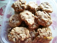 Chocolate chippers cookie mix  These cookies just add water..  great for dorms and take camping or travel trailer everything you need is provided you just add water
