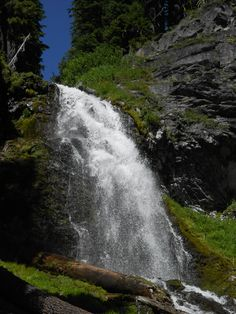 Plaikni Waterfall
