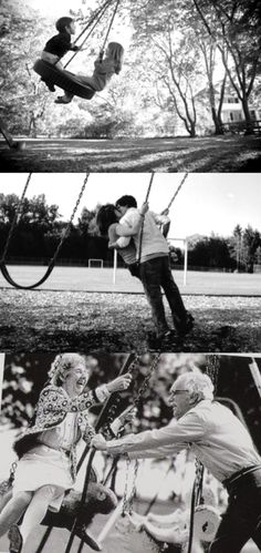 stay young, young at heart, dream, swings, growing up, friend, thing, kid, anniversary photos