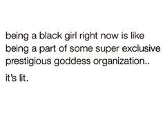 It's always been that way.we just had to realize it Black Power, Black Girls Rock, Black Girl Magic, Brown Skin, Dark Skin, Black Girl Problems, Black Quotes, My Black Is Beautiful, Real Talk