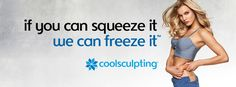If you can squeeze it, we can freeze it! Call and schedule your complimentary consultation today! http://www.shilohmedicalclinic.com/service/coolsculpting-billings-mt/ #coolsculptingbillingsmt