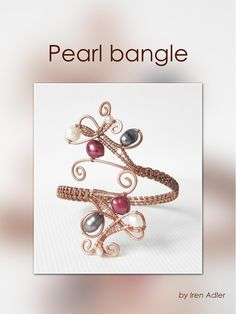 Included in DIY Jewelry Making Magazine #40 - the magazine is currently free on iTunes with code dbm3mApr17
