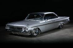 61 Chevy Impala 572/650HP -http://mrimpalasautoparts.com