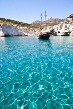 Greece by Pirate Ship. Anyone?