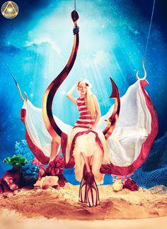Знак Зодиака Рыбы AstroPlus - сайт астролога Виктории Мизь.