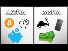 AKTÍVA VS. PASÍVA | základy finančnej gramotnosti - YouTube Finance, Youtube, Economics, Youtubers, Youtube Movies