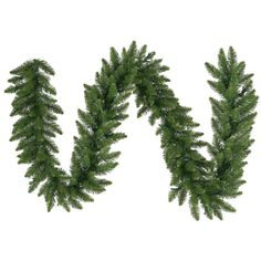 1' Vickerman A861108 Camdon Fir - Green