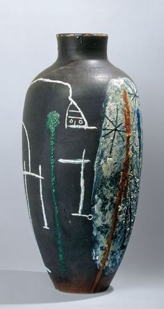 Successió Miro is an entity formed by the heirs to the estate of Joan Miró which administrates the rights of the artist's works. Ceramic Art, Sculptures, China Art, Sculpture, Art, Ceramic Design, Joan Miro, Glass Art