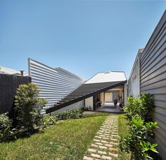 The Kite contemporary stylish renovation by Architecture Architecture - CAANdesign | Architecture and home design blog