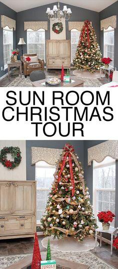 SUN ROOM CHRISTMAS T