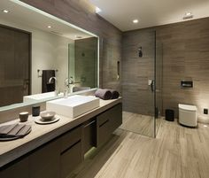[ Luxurious Modern Bathroom Interior Design Ideas Bathroom Design Ideas Small Bathrooms Small Bathroom Design ] - Best Free Home Design Idea & Inspiration Modern Luxury Bathroom, Modern Baths, Bathroom Design Luxury, Contemporary Bathrooms, Luxury Bathrooms, Small Bathrooms, Modern Contemporary, Narrow Bathroom, Contemporary Cottage