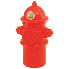 Fireplug Storage Container