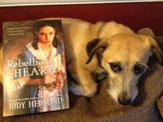 """From Sherri Stone. She said, """"I'll be reading one with the other in my lap!"""" Happy reading! :-)"""