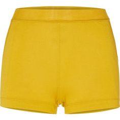 Short jaune ribatiz yellow.