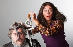 Excellent performances ensure moments of hilarity in Trumpets and Raspberries, a curious, if not convincingly topical, Dario Fo revival by Chickenshed Dario Fo, Trumpets, Raspberry, London, Trumpet, Raspberries