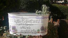 kreatiwik / Kvetináč s bylinkovým motívom