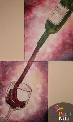 Paint Nite Cleveland | Fox and Hound, Parma Mar 28th 2015