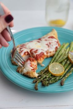 Easy Cheesy Baked Chicken Parmesan