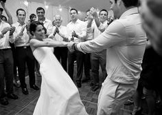 Teach guests how to either line dance or swing, something new and fun