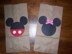 Minnie and Micky budget design