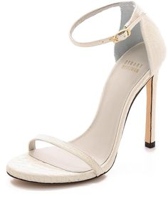Pin for Later: These Are the Only Sandals You Need This Summer  Stuart Weitzman Nudist Sandals (£260)