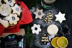 Fursecuri cu crema Greentella Sugar, Cookies, Desserts, Food, Crack Crackers, Tailgate Desserts, Deserts, Biscuits, Essen