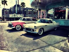 Another collection of 50's cars, this would make for a great compilation.