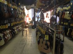 PARADISE #steves #music #buying #a #new #guitar