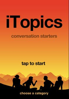 use for conversational discourse