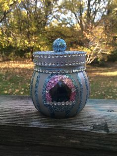 A personal favorite from my Etsy shop https://www.etsy.com/listing/253461996/cinderella-carriage-pint-size-jar-led