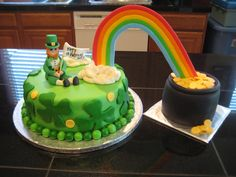 Incredible St. Patrick's Day Cakes