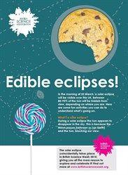 British Science Association Solar Eclipse Activities Earth