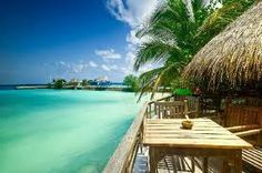 "Makunudu - Maldives - where the ""Big B"" proposed xx"