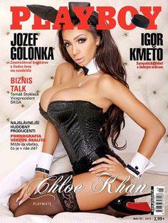 Chloe Mafia in full covergirl glory