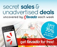 Get the free app that gives you secret sales and unadvertised deals each week!  - http://extremecouponprofessors.net/2013/12/get-free-app-gives-secret-sales-unadvertised-deals-week/