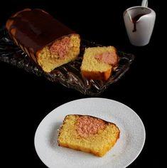 Kevert sütemény titkos szívvel Recept képpel - Mindmegette.hu - Receptek
