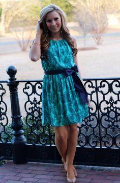 Off the Racks Boutique - Uptown Girl Dress: Jade, $44.99 (http://www.shopofftheracks.com/uptown-girl-dress-jade/)