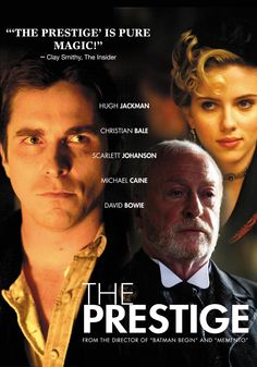 The Prestige: A Casual Review