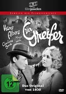 Der Greifer, DVD