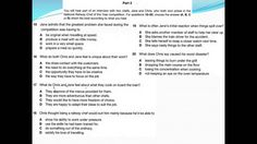 CAE exam or C1 exam. listening test 3.1p3 with answer keys