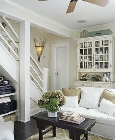 Do you need more space? In the basement is definitely an area for your ideas!