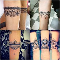 tattoo bracelete - Pesquisa Google