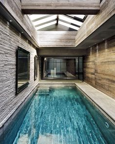 LIke the pool tile and concept (or though would probably want more edge space).