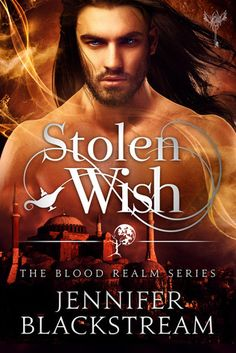 Warrior Woman Winmill: Stolen Wish ( The Blood Realm Series #5) by Jennifer BlackStream, Paranormal Romance Release & ARC review.