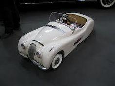 Jaguar Pedal car
